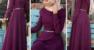 صورة افضل لفات الحجاب التركية , حجابات عصرية للبنات حجابات تركية للخياطة