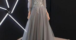تألقى بأجمل الفساتين , فساتين سهرة فخمة طويلة