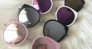 صورة نظارات شمسية للبنات، تشكلة من اروع نظارات البنات بالصور