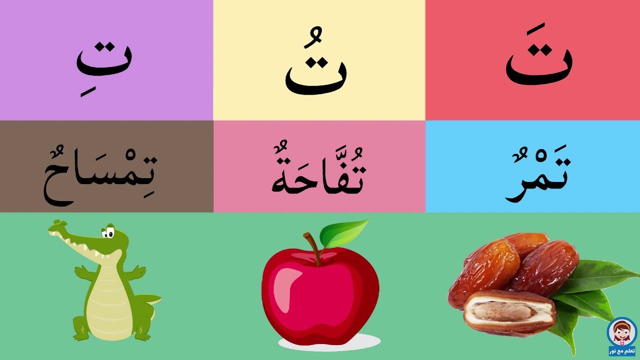 نماذج من الخطوط العربية