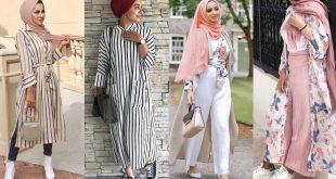 ملابس الصيف للمحجبات
