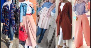 ملابس صيفية للمحجبات