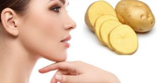 فوائد البطاطس للبشرة الدهنية