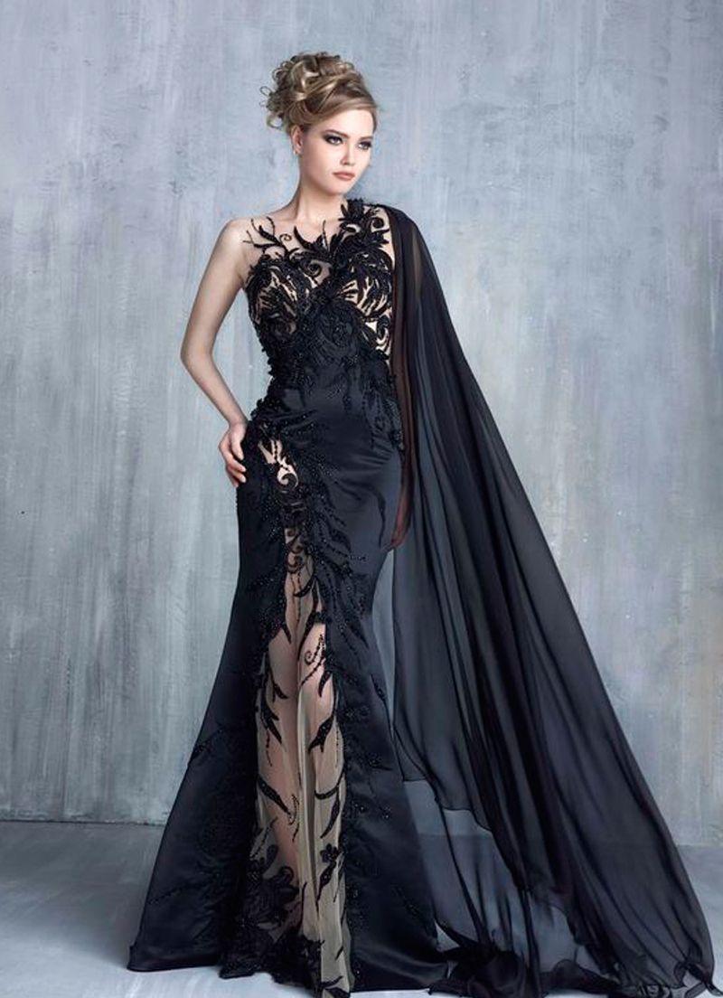 صورة فستان خطوبة محجبات 5646 1