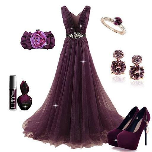 صورة فستان خطوبة محجبات 5646 2