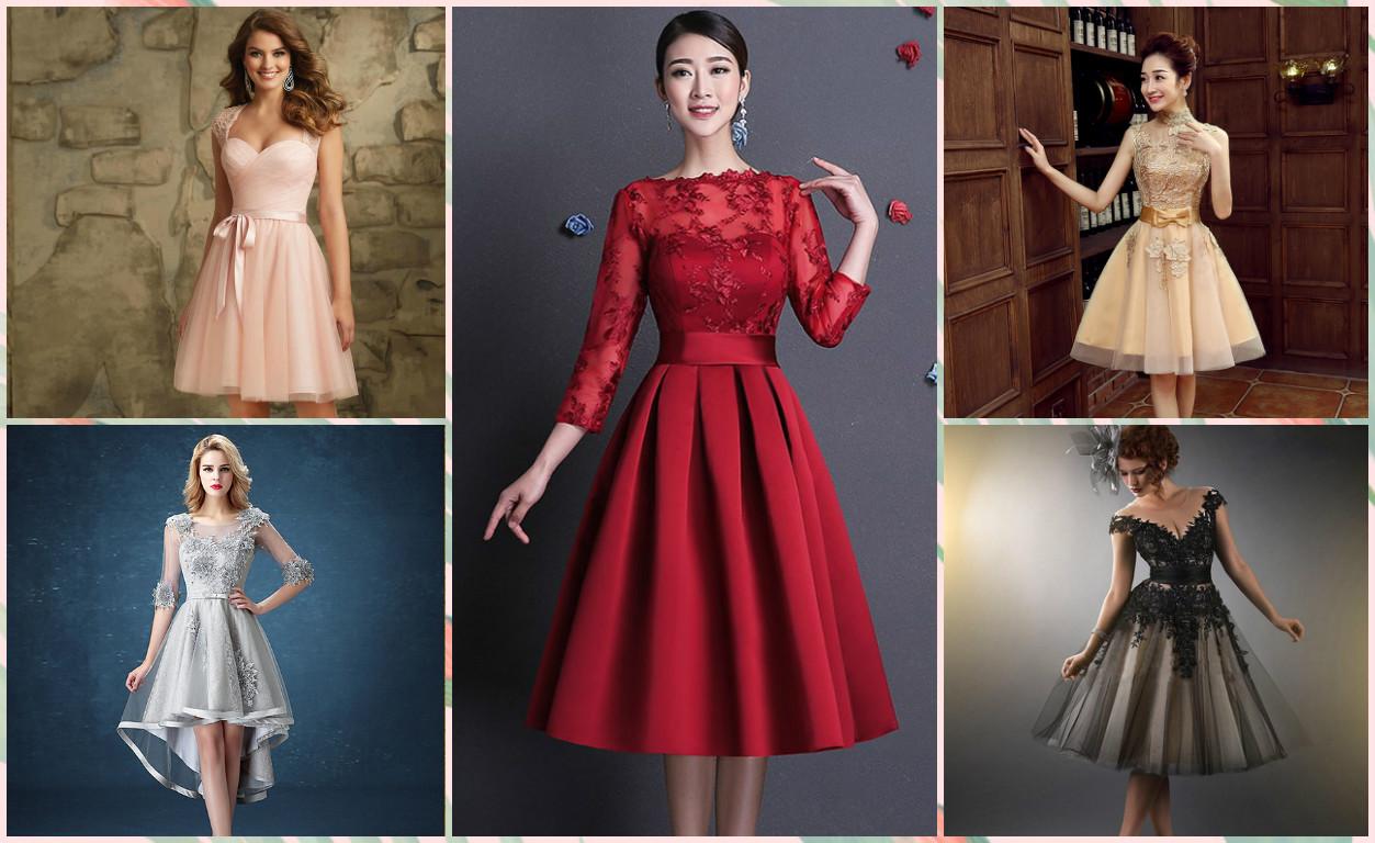 صورة فستان خطوبة محجبات 5646 4