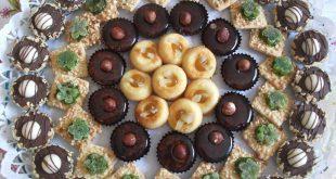 وصفات حلويات سميرة